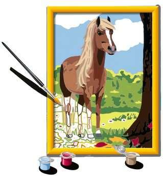 Numéro d art - moyen - Cheval et nature Loisirs créatifs;Peinture - Numéro d Art - Image 3 - Ravensburger