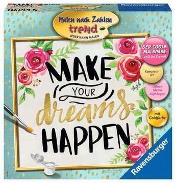 Make your dreams happen Hobby;Schilderen op nummer - image 1 - Ravensburger