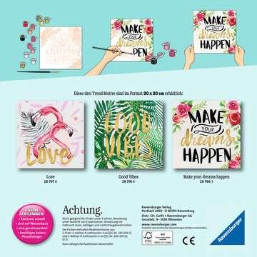 Make your dreams happen Hobby;Schilderen op nummer - image 2 - Ravensburger