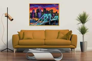 Brooklyn Bridge Malen und Basteln;Malen nach Zahlen - Bild 3 - Ravensburger