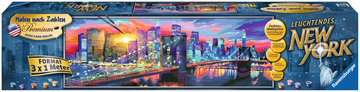 New York by night Hobby;Schilderen op nummer - image 1 - Ravensburger