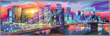 New York by night Hobby;Schilderen op nummer - image 2 - Ravensburger