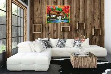 Watermolen Hobby;Schilderen op nummer - image 3 - Ravensburger