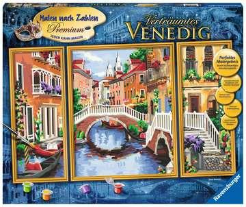 28914 Malen nach Zahlen Verträumtes Venedig von Ravensburger 1
