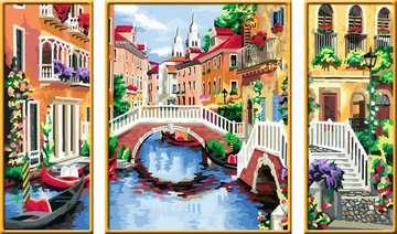 28914 Malen nach Zahlen Verträumtes Venedig von Ravensburger 2
