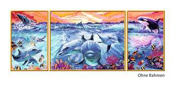 Farbenfrohe Unterwasserwelt Malen und Basteln;Malen nach Zahlen - Bild 2 - Ravensburger