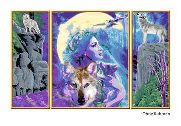 Mystieke vriendschap / Amitié mystique Loisirs créatifs;Peinture - Numéro d art - Image 2 - Ravensburger