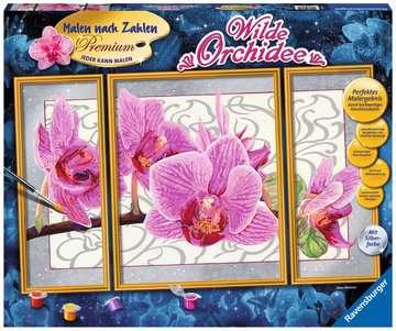 Wilde Orchidee Malen und Basteln;Malen nach Zahlen - Bild 1 - Ravensburger