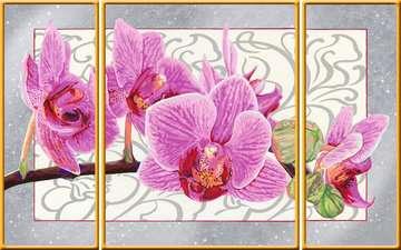 Wilde Orchidee Malen und Basteln;Malen nach Zahlen - Bild 2 - Ravensburger