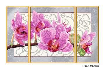 Wilde Orchidee Malen und Basteln;Malen nach Zahlen - Bild 3 - Ravensburger