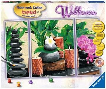 Wellness Malen und Basteln;Malen nach Zahlen - Bild 1 - Ravensburger