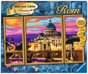 Romantisches Rom Malen und Basteln;Malen nach Zahlen - Bild 1 - Ravensburger