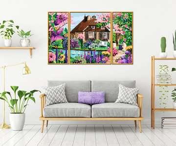 Zauberhaftes Cottage Malen und Basteln;Malen nach Zahlen - Bild 3 - Ravensburger