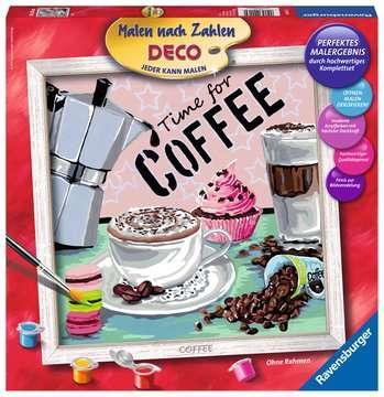 29013 Malen nach Zahlen Coffee von Ravensburger 1