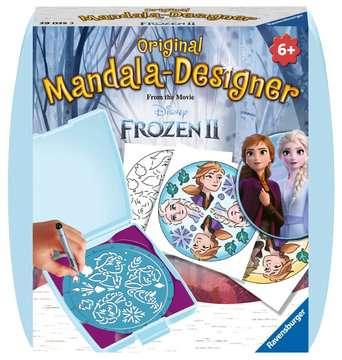 Mandala - mini - Disney La Reine des Neiges 2 Loisirs créatifs;Dessin - Image 1 - Ravensburger