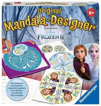 Mandala - midi - Disney La Reine des Neiges 2 Loisirs créatifs;Dessin - Image 1 - Ravensburger