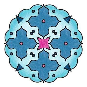 Mandala - midi - Disney La Reine des Neiges 2 Loisirs créatifs;Dessin - Image 4 - Ravensburger