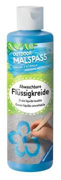 Flüssigkreide Blau Malen und Basteln;Malsets - Bild 1 - Ravensburger