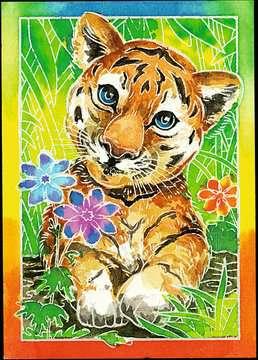 Tigerbaby Malen und Basteln;Malsets - Bild 2 - Ravensburger