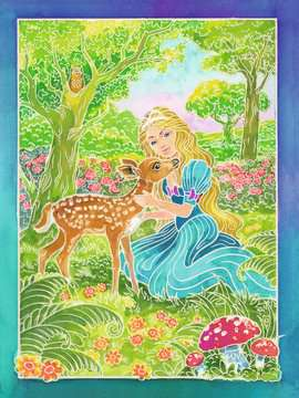 Zauberhafte Märchenwelt Malen und Basteln;Malsets - Bild 3 - Ravensburger