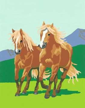 29122 Malsets Pferd von Ravensburger 2
