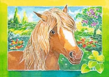 29122 Malsets Pferd von Ravensburger 3