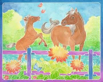 Märchenhafte Ponys Malen und Basteln;Malsets - Bild 2 - Ravensburger