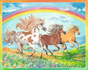 Märchenhafte Ponys Malen und Basteln;Malsets - Bild 3 - Ravensburger