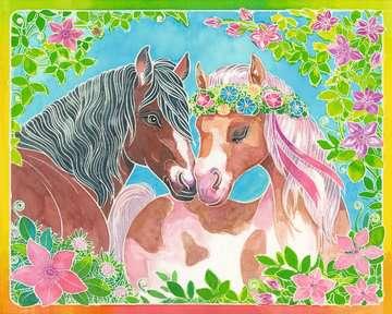 Märchenhafte Ponys Malen und Basteln;Malsets - Bild 4 - Ravensburger
