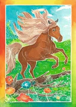 29133 Malsets Wilde Pferde von Ravensburger 3