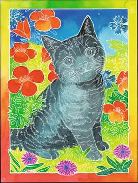 Kätzchen Malen und Basteln;Malsets - Bild 2 - Ravensburger