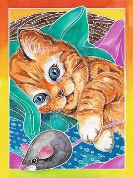 Kätzchen Malen und Basteln;Malsets - Bild 4 - Ravensburger