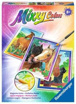 Pferdefreunde Malen und Basteln;Malsets - Bild 1 - Ravensburger