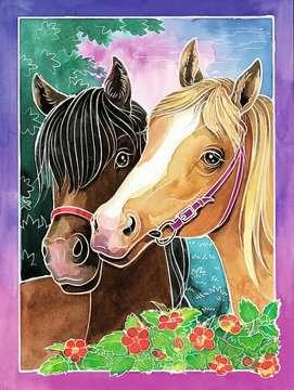 Pferdefreunde Malen und Basteln;Malsets - Bild 3 - Ravensburger