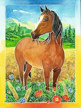 Pferdefreunde Malen und Basteln;Malsets - Bild 4 - Ravensburger