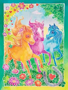 29351 Malsets Ponys von Ravensburger 2