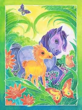 Ponys Malen und Basteln;Malsets - Bild 3 - Ravensburger
