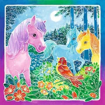 29352 Malsets Bunte Ponys von Ravensburger 3