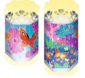 Bunte Schmetterlinge Malen und Basteln;Malsets - Bild 2 - Ravensburger