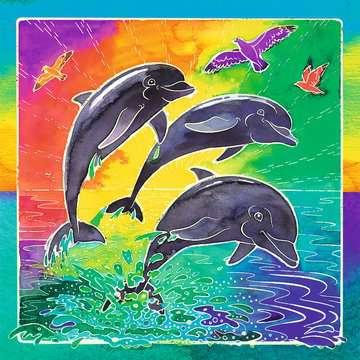 29435 Malsets Welt der Delfine von Ravensburger 2