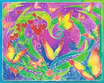Welt der Schmetterlinge Malen und Basteln;Malsets - Bild 4 - Ravensburger