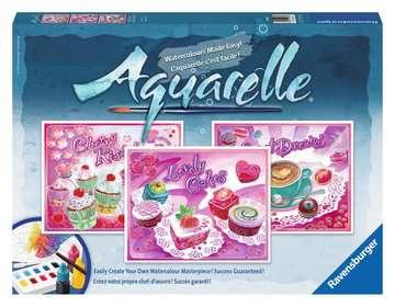Aquarelle®: Sweet Dreams Arts & Crafts;Aquarelle® - image 1 - Ravensburger