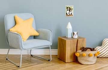 Numéro d art - mini - Deux petits chiots Loisirs créatifs;Peinture - Numéro d'Art - Image 4 - Ravensburger