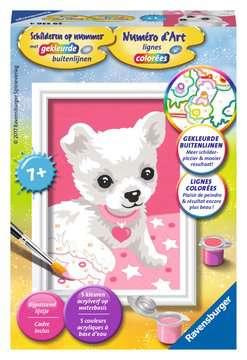 Chihuahua Hobby;Schilderen op nummer - image 1 - Ravensburger