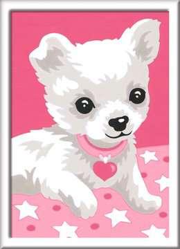 Chihuahua Hobby;Schilderen op nummer - image 2 - Ravensburger