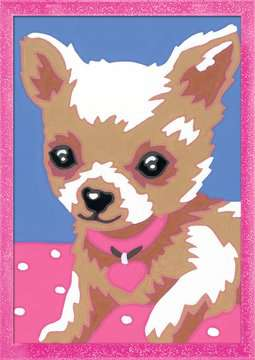 Chihuahua Malen und Basteln;Malen nach Zahlen - Bild 2 - Ravensburger