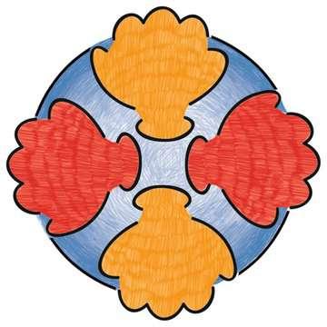 2 in 1 Mandala-Designer® Disney Princess Hobby;Mandala-Designer® - image 3 - Ravensburger
