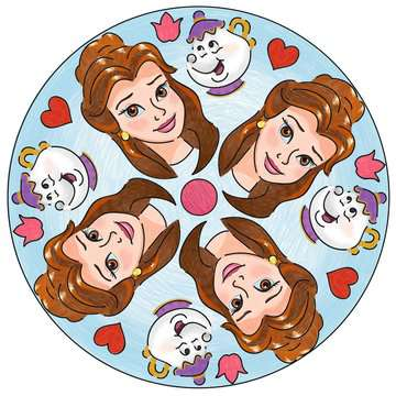 2 in 1 Mandala-Designer® Disney Princess Hobby;Mandala-Designer® - image 5 - Ravensburger