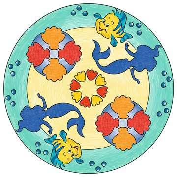 2 in 1 Mandala-Designer® Disney Princess Hobby;Mandala-Designer® - image 8 - Ravensburger