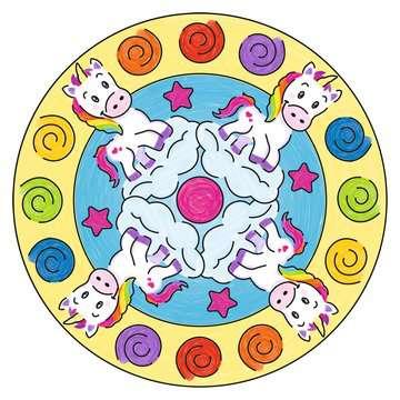 Mandala - mini - Unicorn Loisirs créatifs;Dessin - Image 7 - Ravensburger